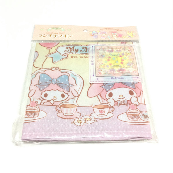 My Melody Lunchbox Cloth (Friends) from Sanrio
