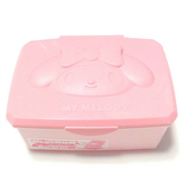 My Melody Makeup Sheet Case/Box in Pink from Sanrio