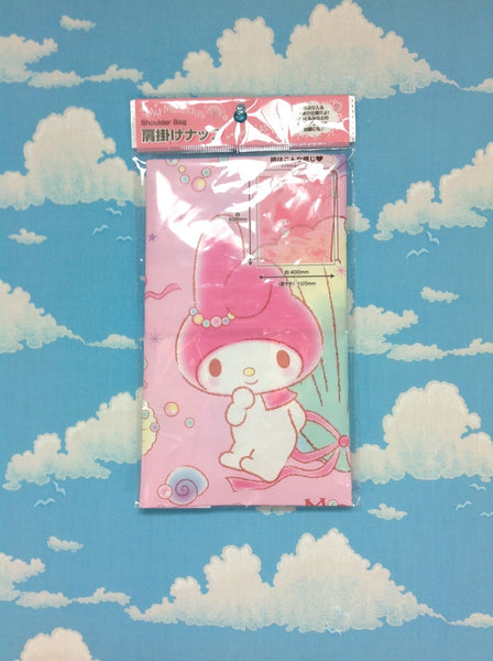 My Melody Plastic Shoulder Bag in Pink from Sanrio