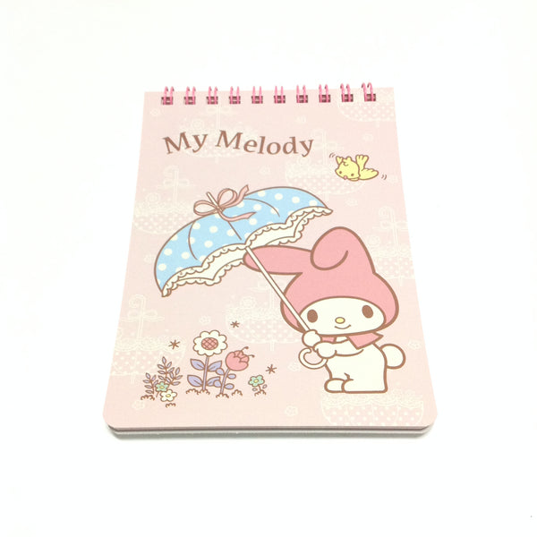 My Melody Ring Memo Pad (Parasol) from Sanrio