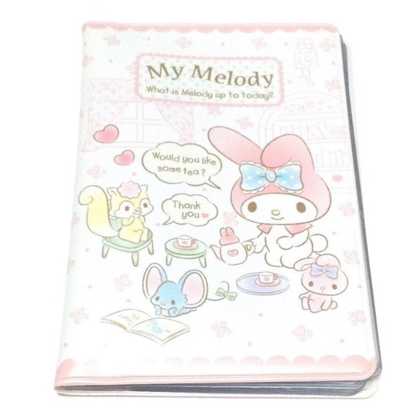 "My Melody ""Room"" Card File Case (Card Holder) from Sanrio"