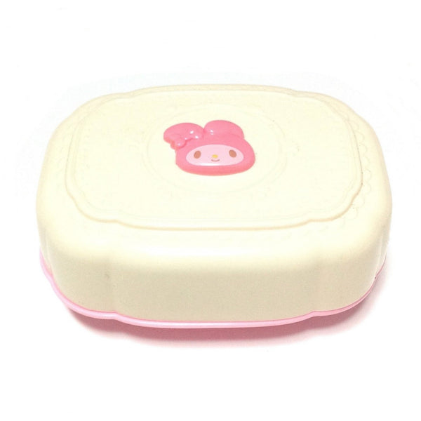 My Melody Soapdish Case with Lid from Sanrio