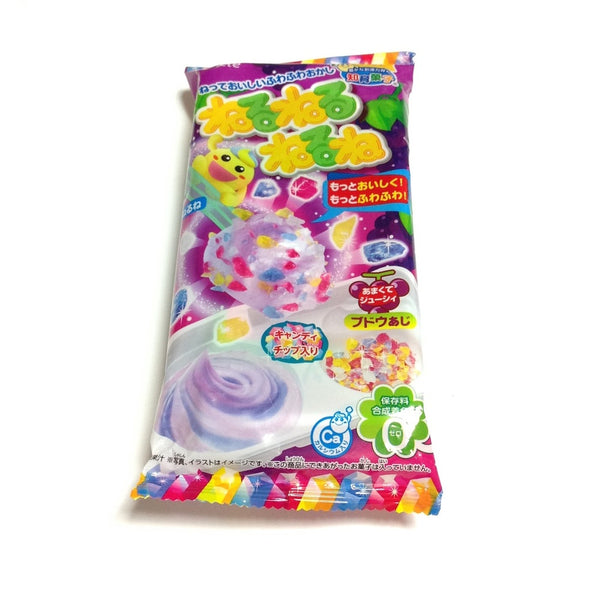 Nerunerunerune DIY Kit Candy Set with Grape Taste from Kracie