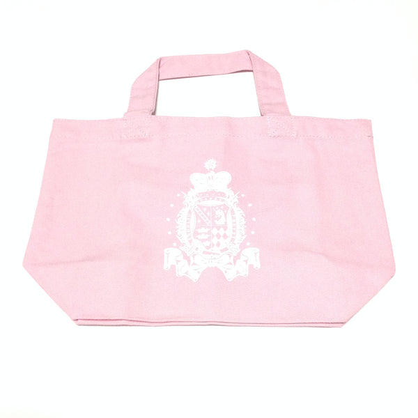 Original Emblem Tote Bag in Pink from Angelic Pretty