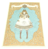 """Girl's Orchestra Kanaria, Alice"" Postcard from Imai Kira (#PC-66)"