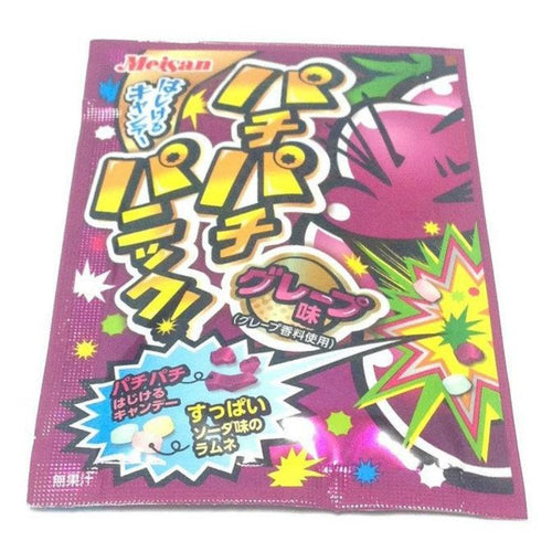 Pachi Pachi Panic Candy (Grape) from Meisan