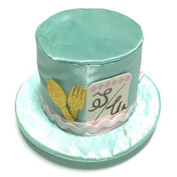 Party Mini Hat in Mint from SWIMMER