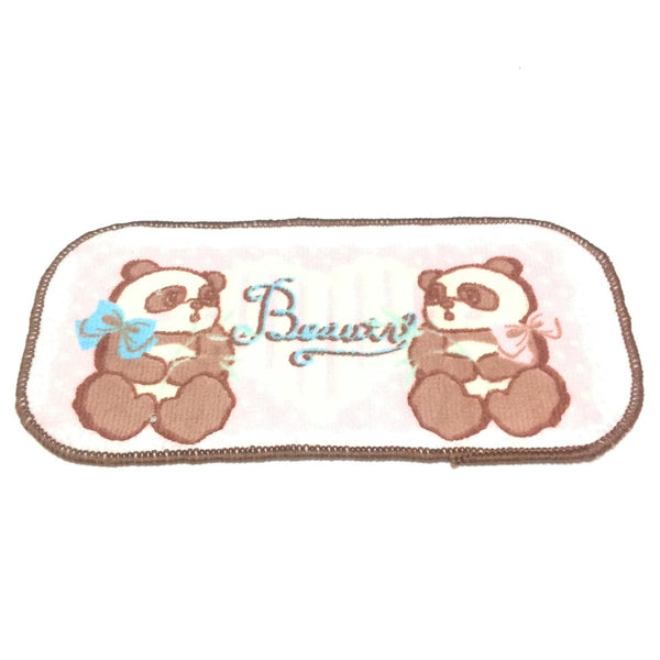 Petit Petit Petit Towel (Panda) from SWIMMER