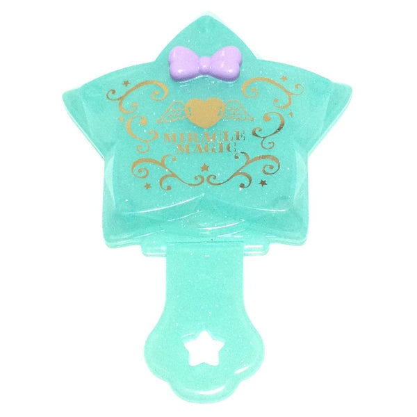 Petite Diamond Mirror (Heart) in Mint from SWIMMER