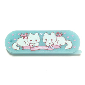 Petite Dress Up Comb (Twins) in Light Blue from SWIMMER