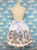 Pirates Skirt (Disney Alice) in Offwhite from Alice and the Pirates