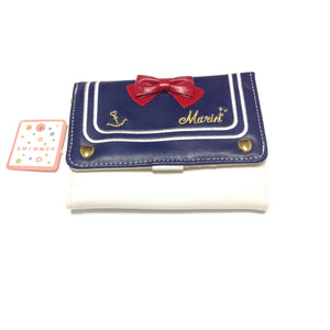 Sailor Wallet in Navy Blue from SWIMMER