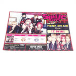 Smile Berry 2nd Single Flyer