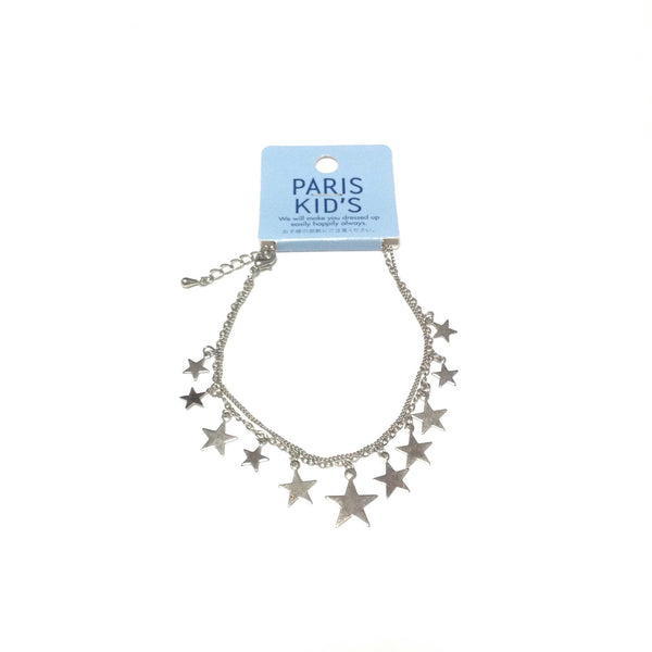 Stars Bracelet in Silver from Paris Kid's