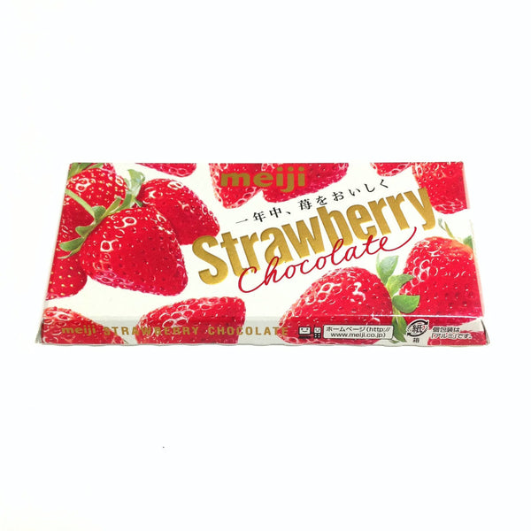 Strawberry Chocolate from Meiji