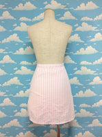 Stripe Skirt in Pink from E Hyphen World Gallery (Bon Bon)
