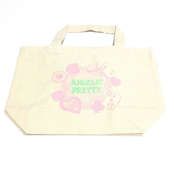 Wonder Cookie Mini Tote from Angelic Pretty