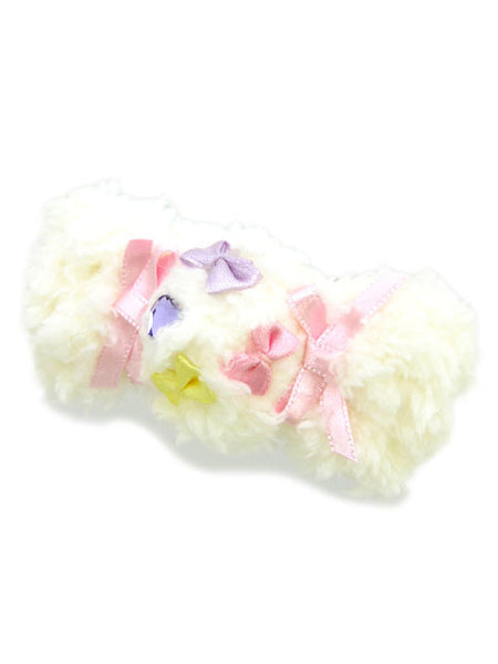 Fluffy Candy 2-way Clip/Pin from Chocomint