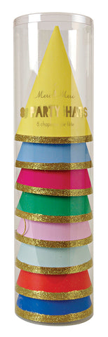 Colorful Birthday Hats