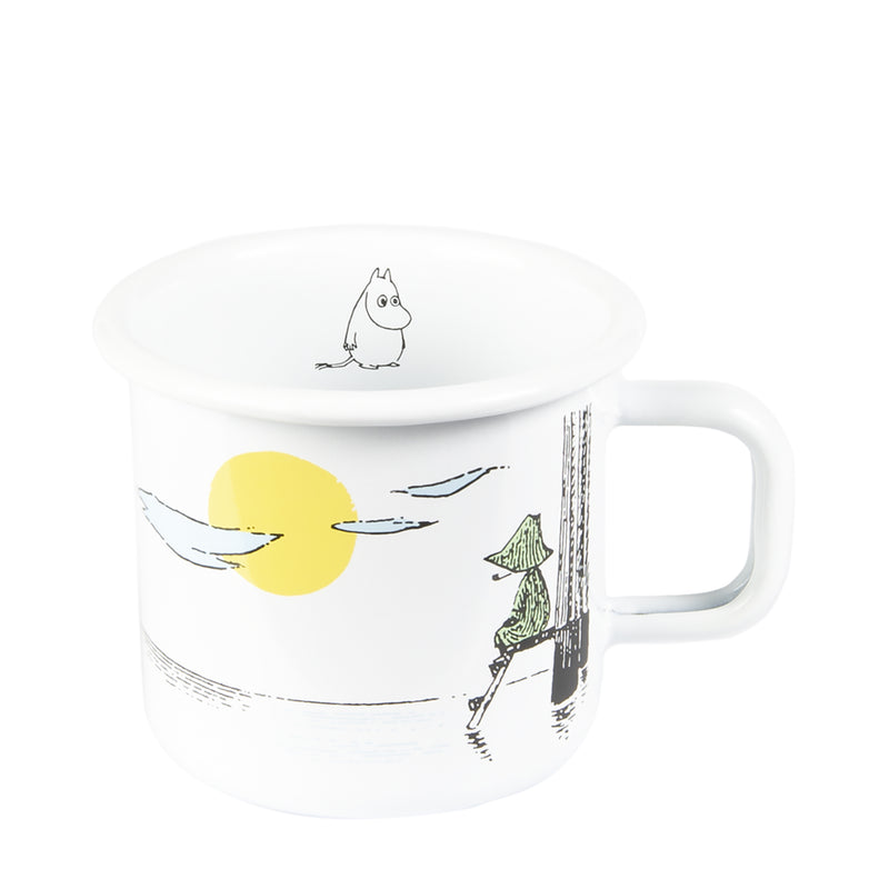 Enamel Mug 37 CL, Daydreaming