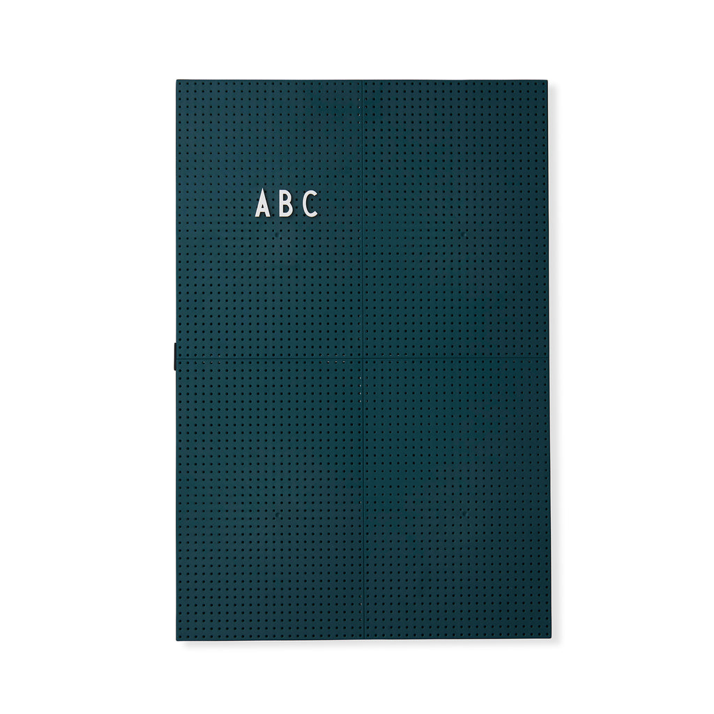 Message Board Dark Green A3