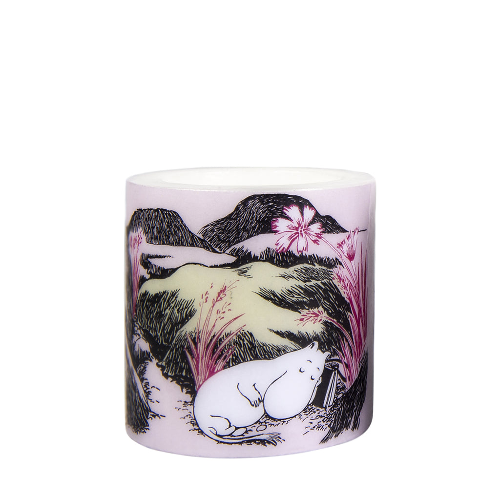 Moomin Originals Candle, Nap at the Meadow