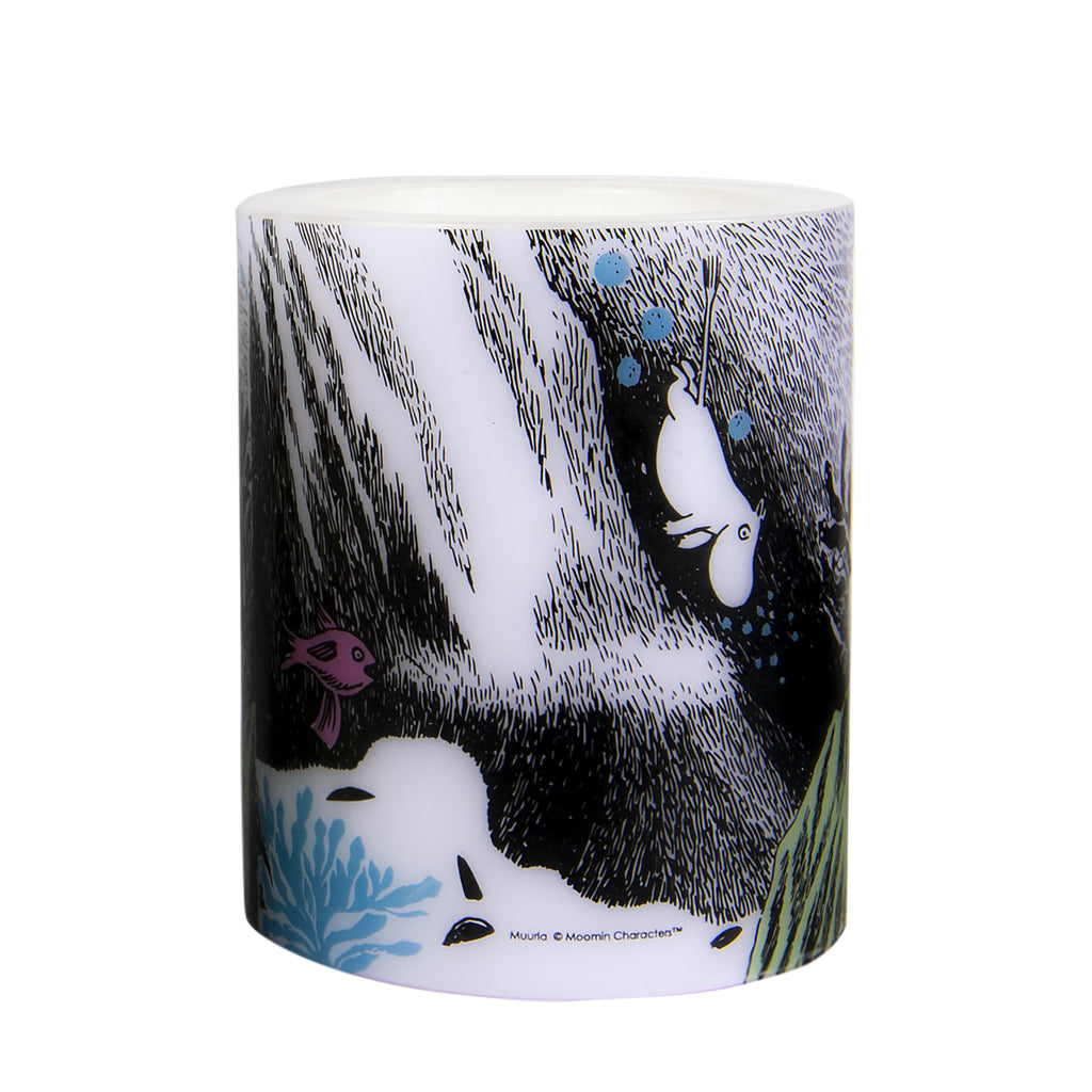 Moomin Originals Candle, The Dive