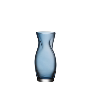 Squeeze Vase Small Blue