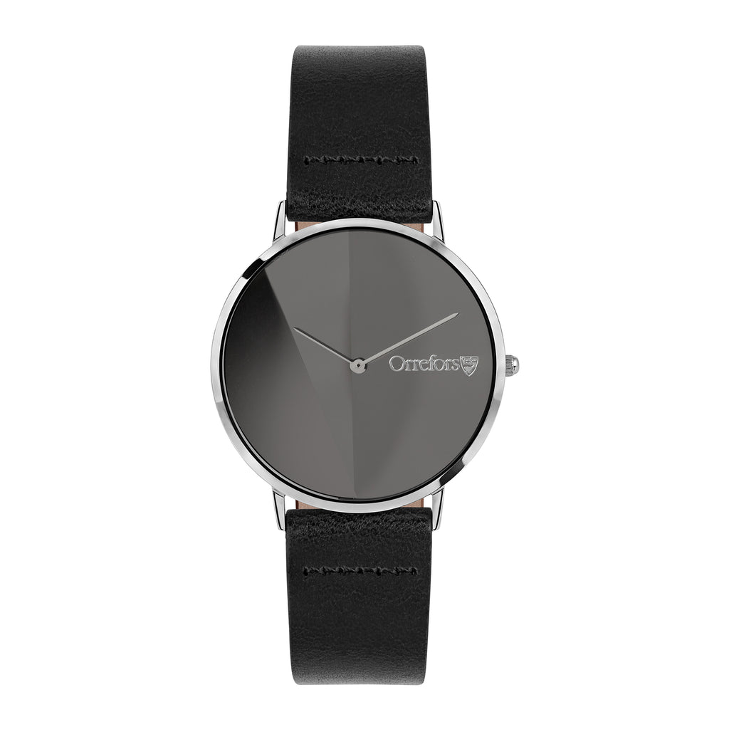 O-Time Watch - Black/Gun Metal