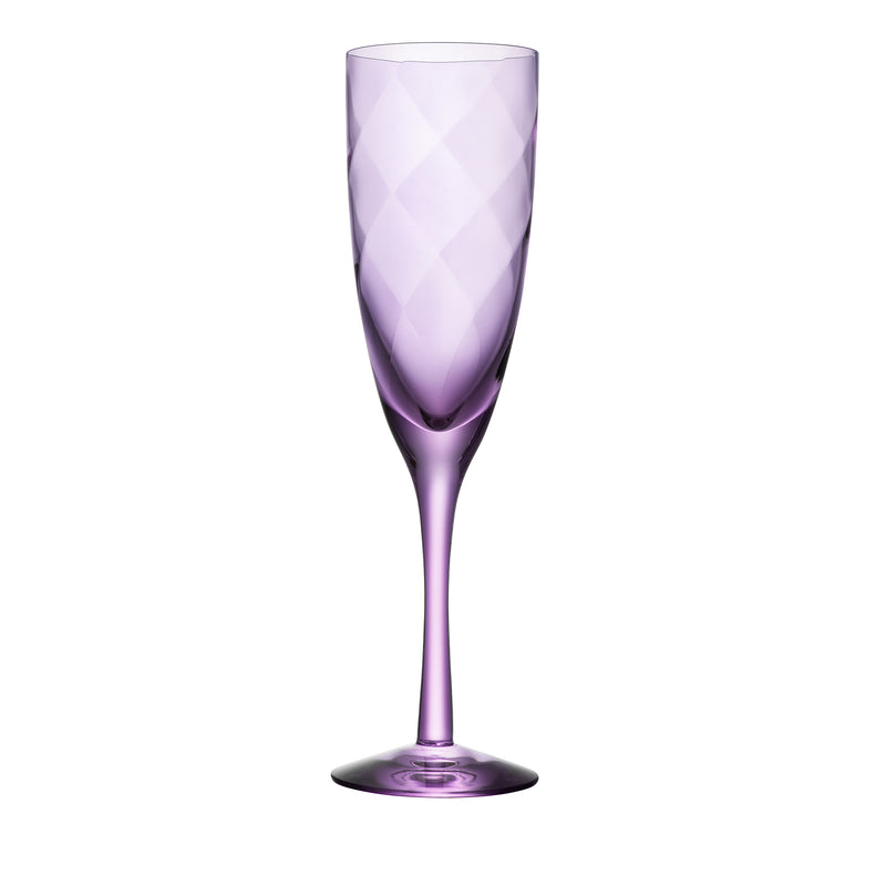 Chateau - 40 years -  Champagne glass  21 cl