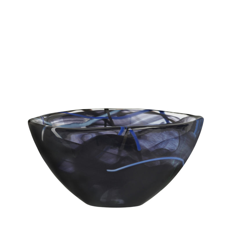 Contrast Bowl S Black