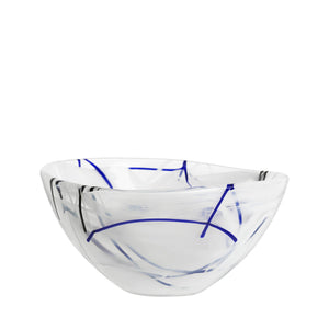 Contrast Bowl S White