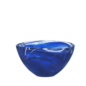 Contrast Bowl S Blue