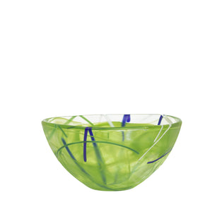Contrast Bowl S Lime