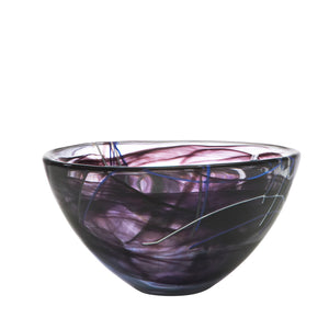 Contrast Bowl M Black