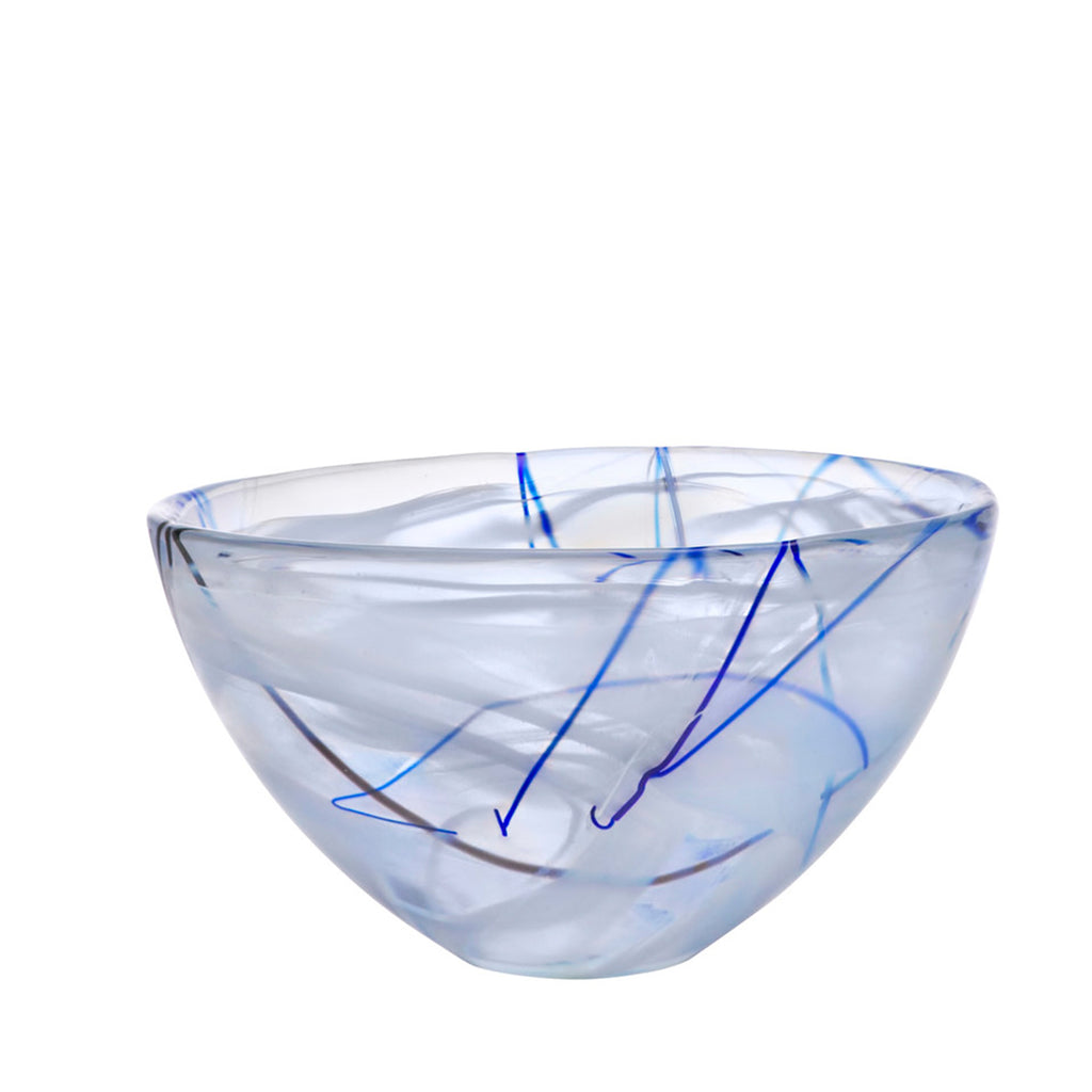 Contrast Bowl M White