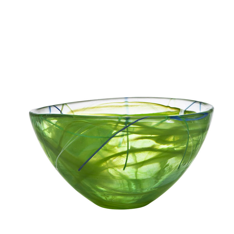Contrast Bowl M Lime