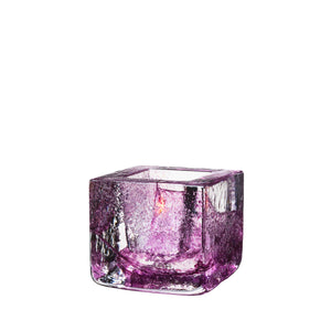 Brick Purple Votive