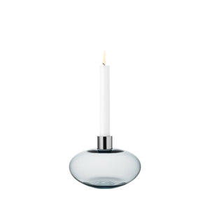 Pluto Candle Holder Grey