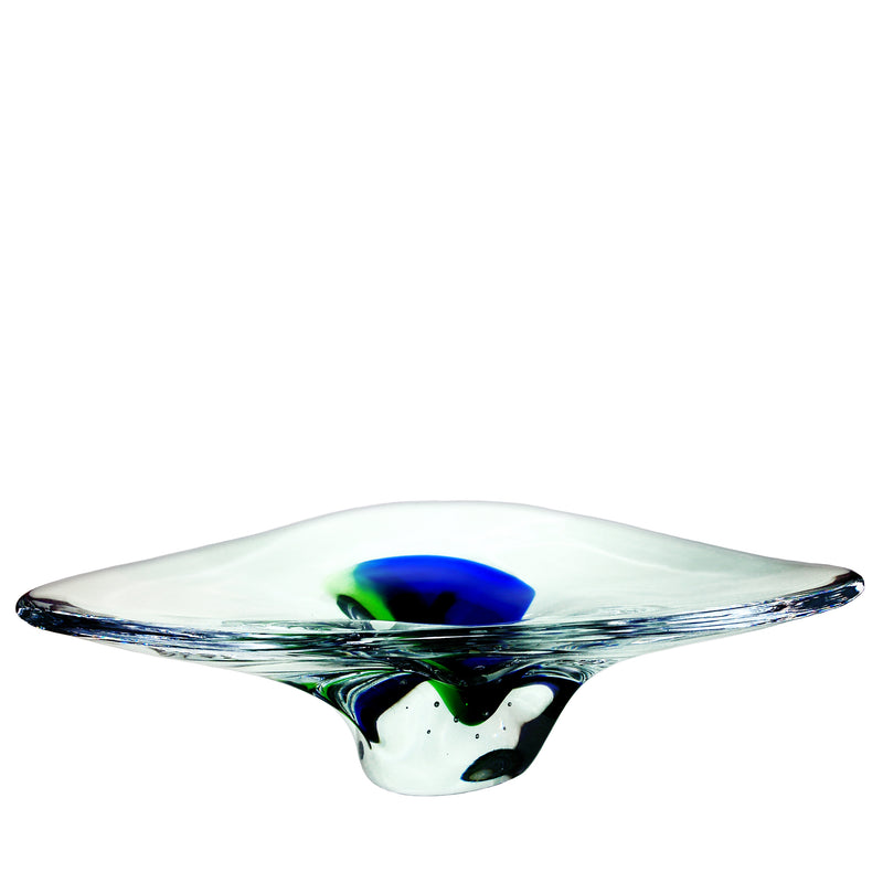 Carribea Dish Green