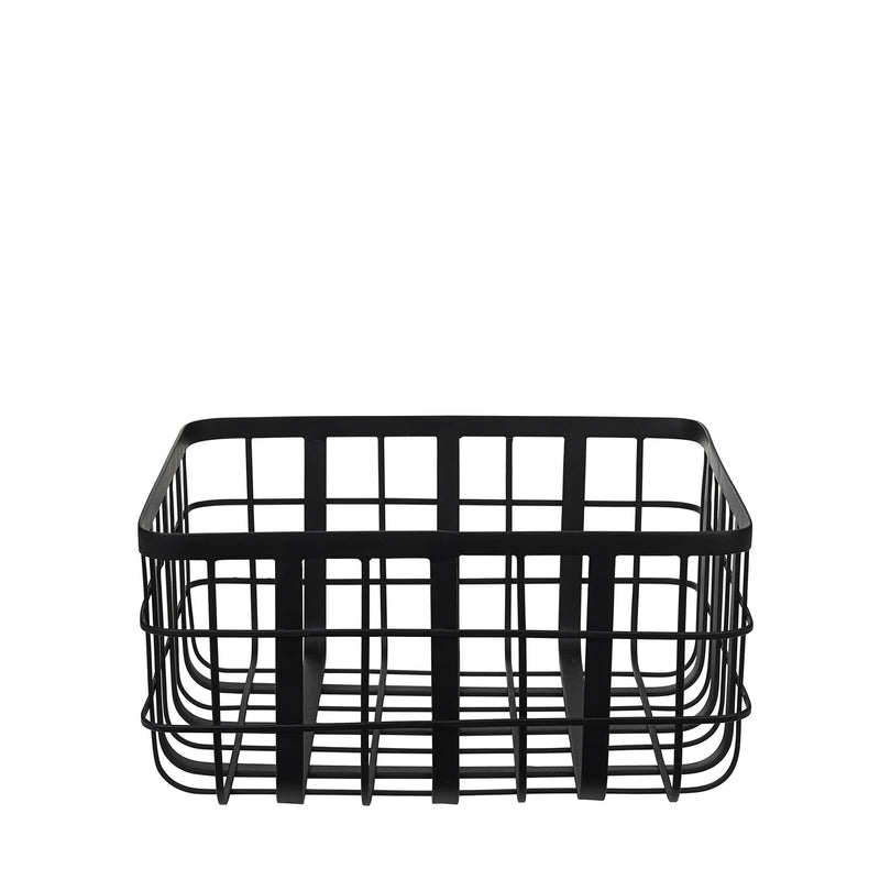 Metal Frame Basket 02