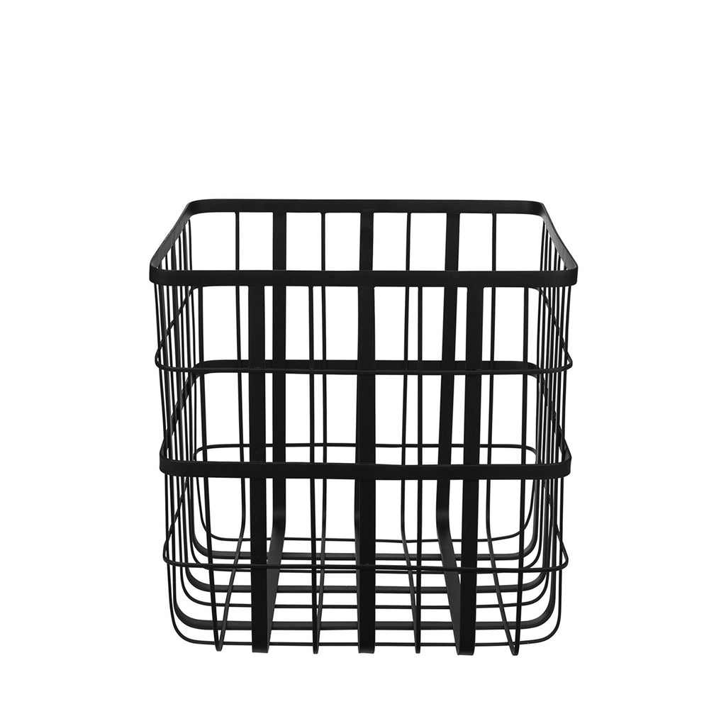 Metal Frame Basket 01