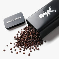 Coffee can Black/Silver
