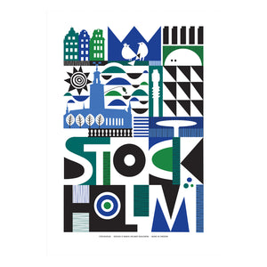 Stockholm Kitchen Towel 50x70cm