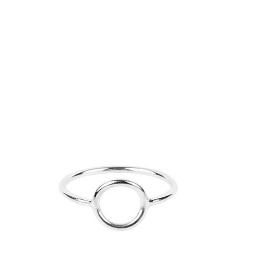 Monocle Ring Silver