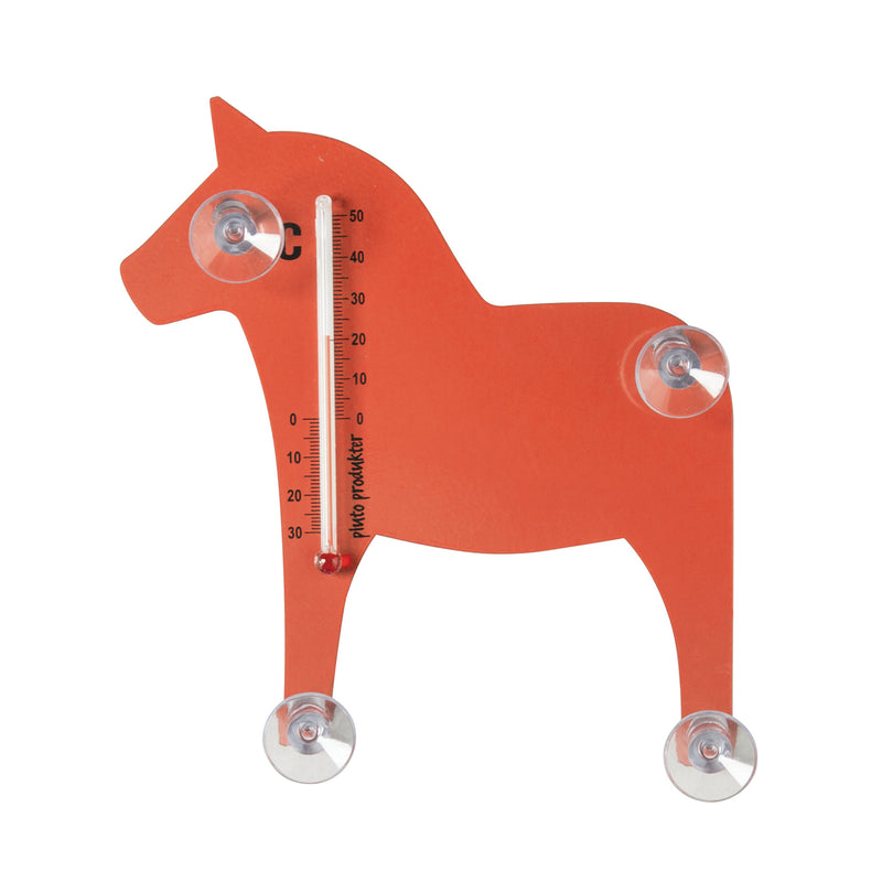 Thermometer Horse