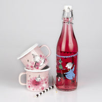 Enamel Mug 25 CL, Girls