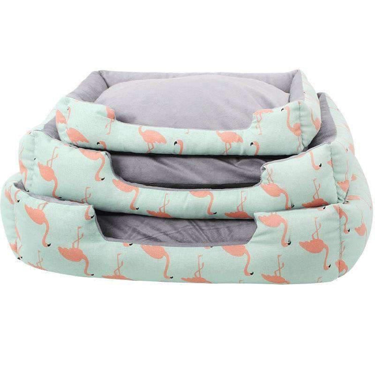 Rubio Rules | Flamingo Bed | Dog Supplies