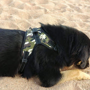 Strong Camouflage Harness With Reflective Stripe - Harness