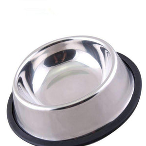 Rubio Rules | Stainless Steel Standard Bowl | Dog Supplies